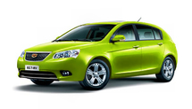Geely Emgrand EC7RV hatchback (Джили Эмгранд хетчбэк)